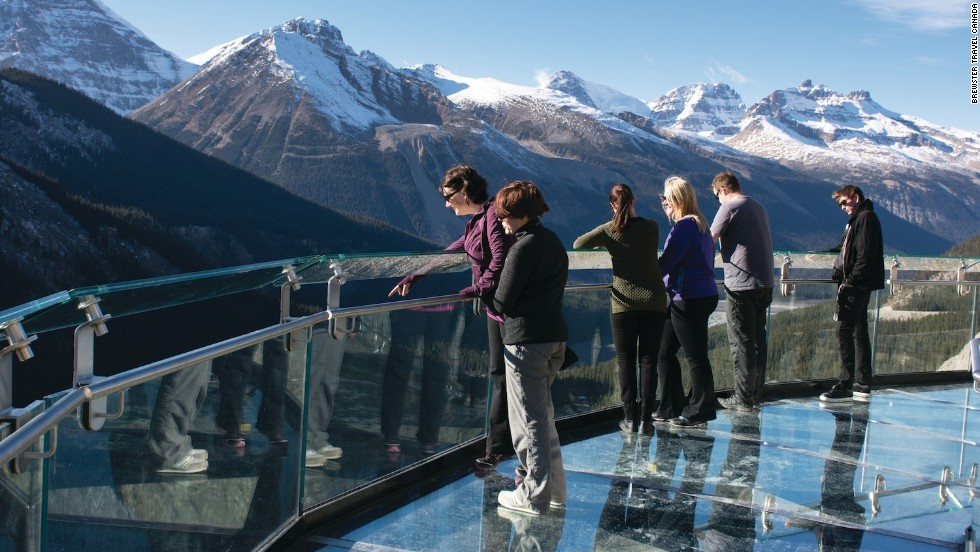 Skywalk Glacier