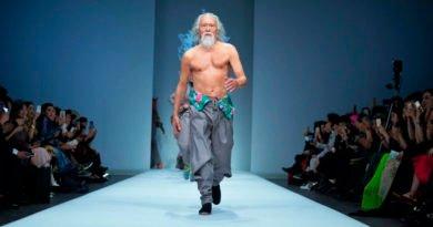 La Fantástica Historia del Hombre de 80 años que se Convirtió en Modelo de Pasarela